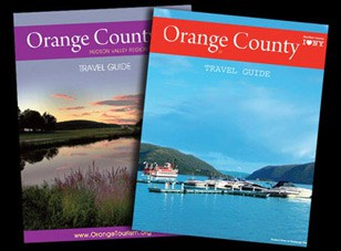 Orange County NY Tourism Brochures by Print Advertising Agency AJ Ross Creative Media