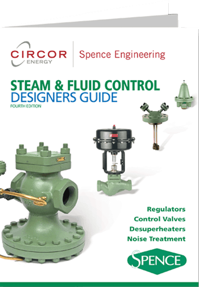 Book titled 'Steam and Fluid Control Designers Guide'