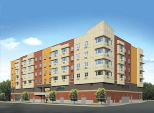 Horizon Heights Rendering