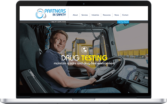 Partners In Safety Website