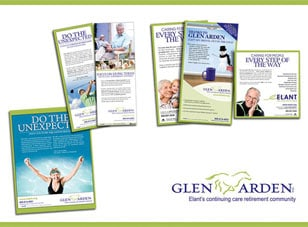 Elant Collateral by Print Advertising Agency in NY's Hudson Valley